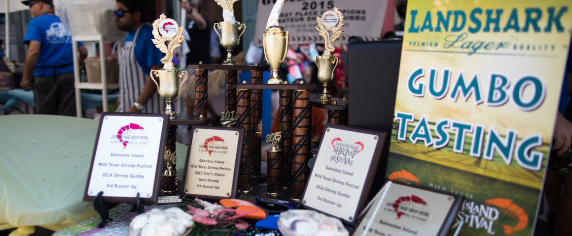 About the 12th Annual Galveston Island Shrimp Festival